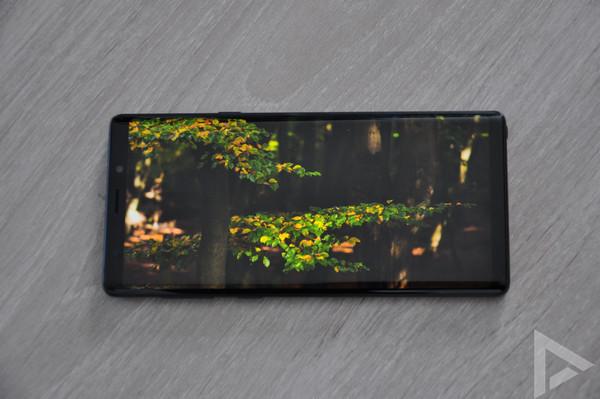 Samsung Galaxy Note 9 beoordeling