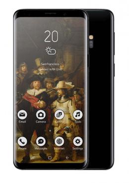 Samsung Galaxy S9 rijksmuseum