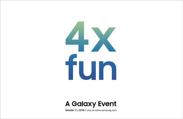 Samsung aankondiging 11 oktober