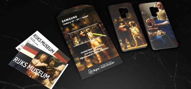 Samsung rijksmuseum