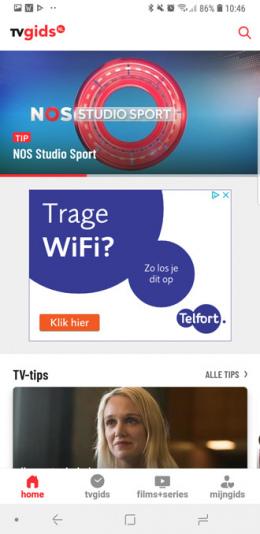 TVgids.nl app
