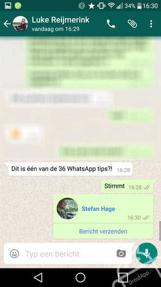 Møt whatsapp spørreskjema