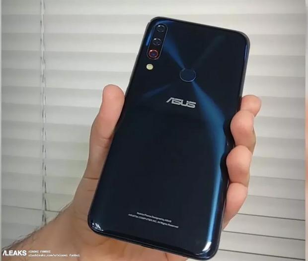 Asus ZenFone 6 achterkant