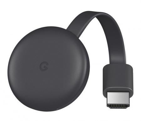 Chromecast 3e generatie