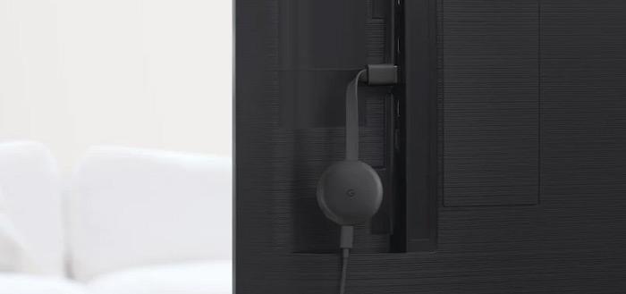Nieuwe Chromecast (3e generatie) nu te koop in Nederland voor €39