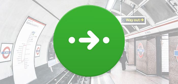 Citymapper app: een geweldig hulpmiddel in steden (review)