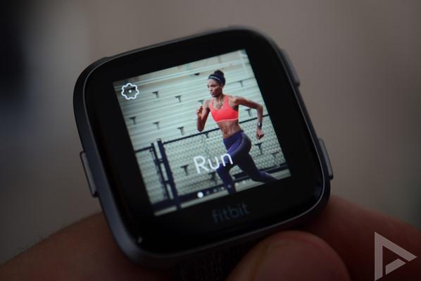 Fitbit Versa sport