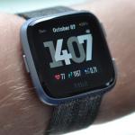 Fitbit Versa review: sportieve smartwatch daagt je uit