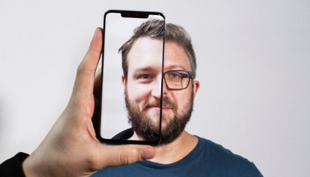 Gezichtsherkenning Huawei Mate 20 Pro