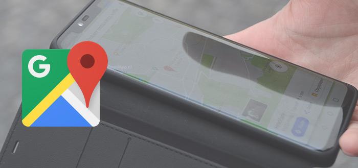 Google Maps voor Android krijgt nieuwe navigatie-instellingen met thema-keuze