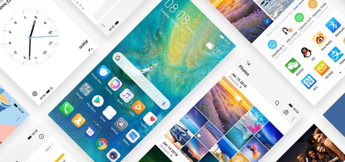 EMUI: Huawei blokkeert Android-launchers van derden