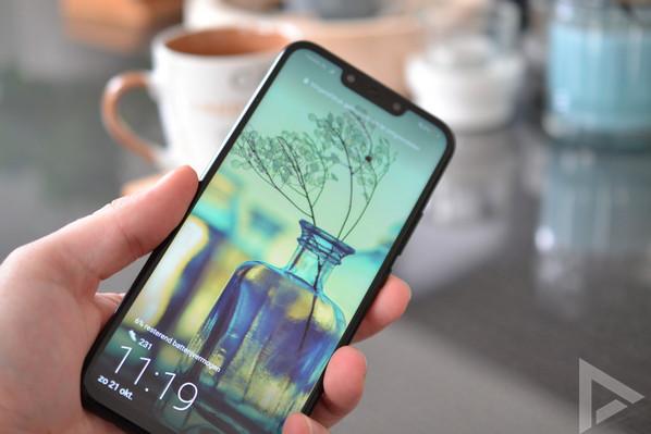 Huawei Mate 20 Lite vergrendelscherm