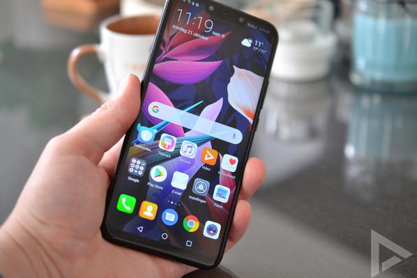 Huawei Mate 20 Lite EMUI
