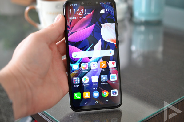 Huawei Mate 20 Lite interface