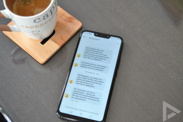 Huawei Mate 20 Lite SMS