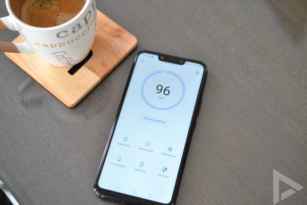 Huawei Mate 20 Lite telefoonbeheer