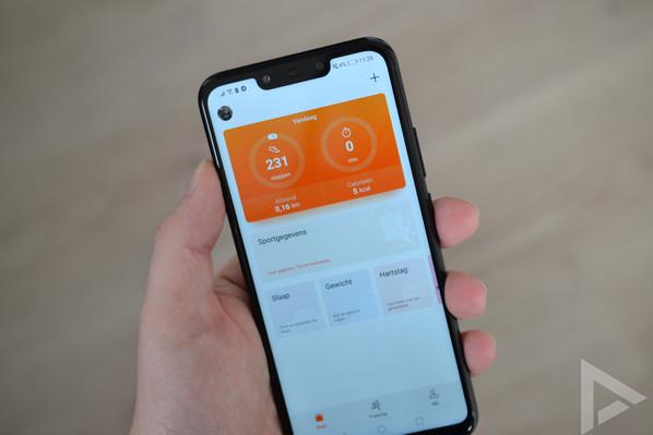 Huawei Mate 20 Lite Health