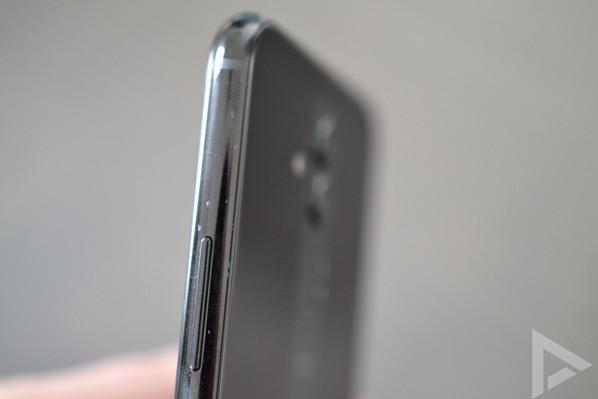 Huawei Mate 20 Lite volume