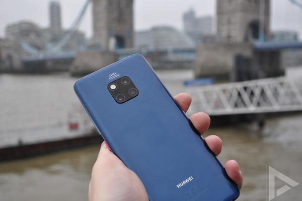 Huawei Mate 20 Pro review