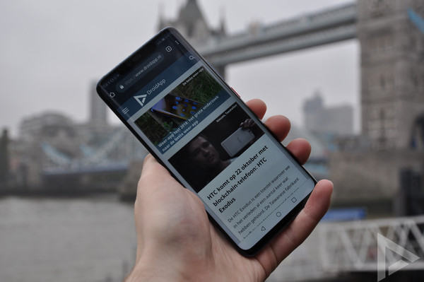Huawei Mate 20 Pro internet