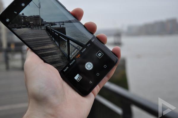 Huawei Mate 20 Pro AI Camera