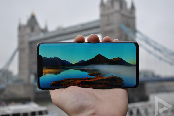 Huawei Mate 20 Pro video