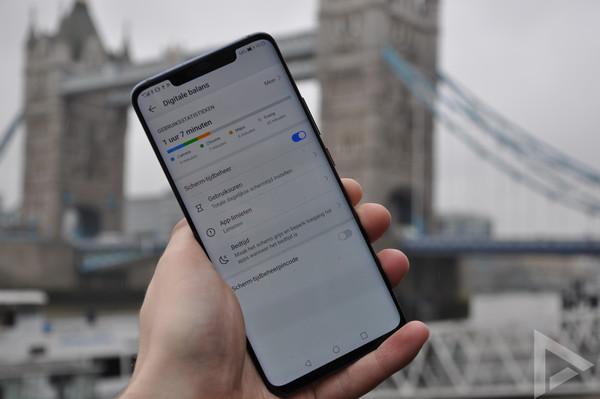 Huawei Mate 20 Pro Digitale Balans