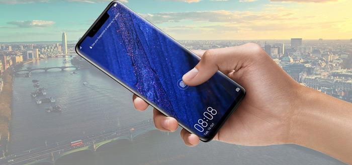 Huawei Mate 20 Pro kampt (soms) met schermproblemen: groene waas