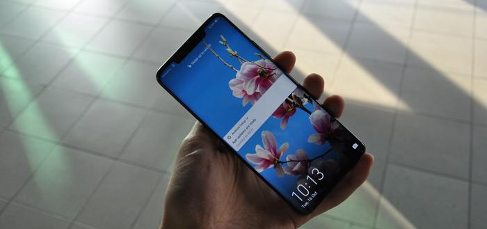 Huawei Mate 20 Pro in uitgebreide duurzaamheidstest: hoe kwetsbaar is 'ie?