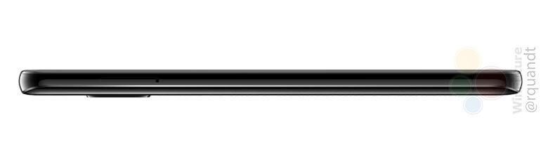 Huawei Mate 20 zijkant