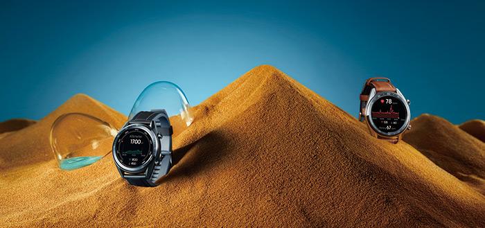 Huawei Watch GT: nieuwe smartwatch van Huawei met prima prijs