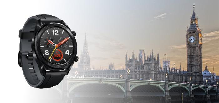 Huawei Watch GT: mooi horloge uitgebracht in Nederland
