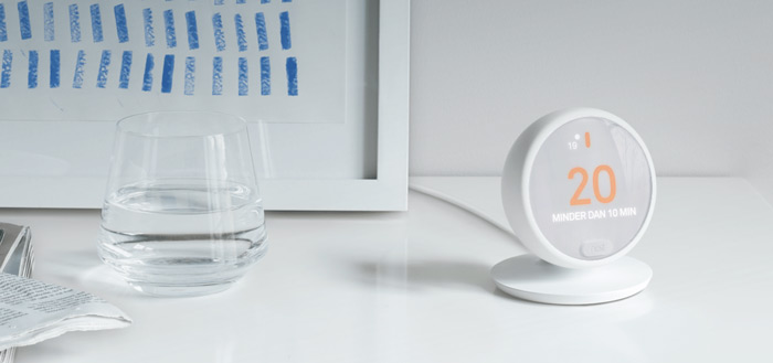 Nest presenteert slimme thermostaat en is goedkoper: de Thermostat E