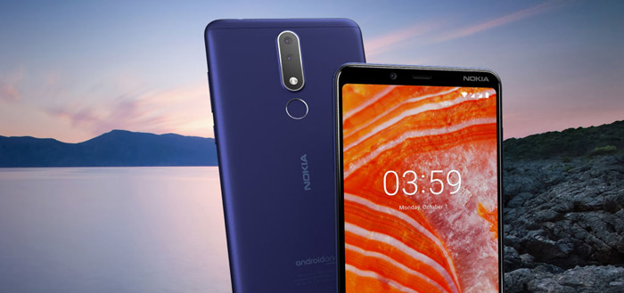 Nokia presenteert nieuwe instapper: Nokia 3.1 Plus