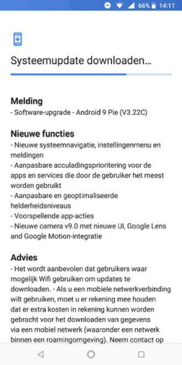 Nokia 7 Plus Android Pie