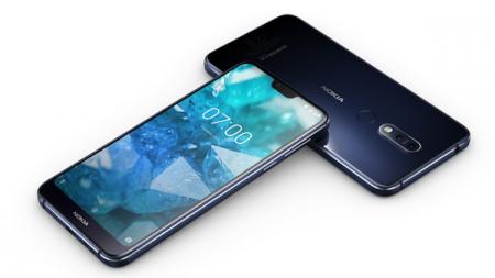 Nokia 7.1 updates