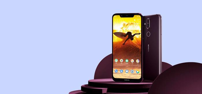 Nokia 8.1 foto's en marketingmateriaal opgedoken: de opvolger van de Nokia 8
