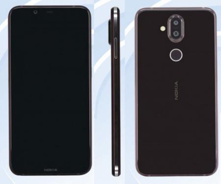 Nokia 7.1 Plus tenaa