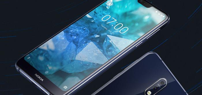 Nokia 7.1: Android Pie update beschikbaar in Nederland