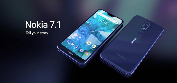 Nokia 7.1 aangekondigd: stijlvol toestel ook voor Nederland