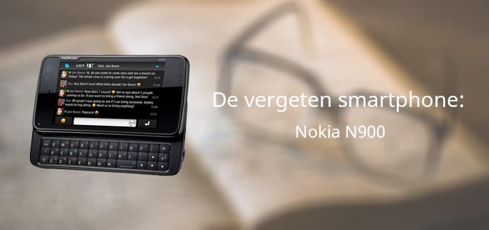 De vergeten smartphone: Nokia N900