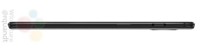 OnePlus 6T zijkant