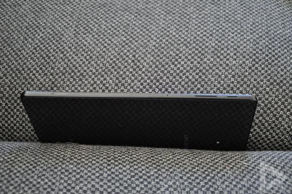 Samsung Galaxy Tab S4 toetsen