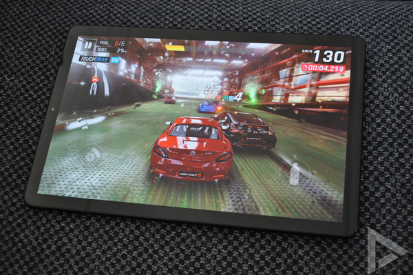 Samsung Galaxy Tab S4 game