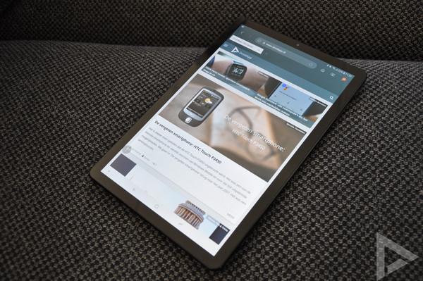 Samsung Galaxy Tab S4 internet