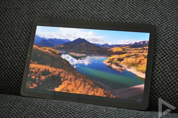 Samsung Galaxy Tab S4 beeldkwaliteit