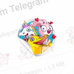 Telegram lanceert opvallende app: WhatsApp Stickers