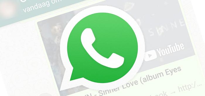 WhatsApp voegt ondersteuning Picture-in-Picture toe: direct video's kijken