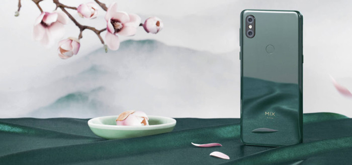Xiaomi Mi Mix 3 met camera-slider nu te koop in Nederland