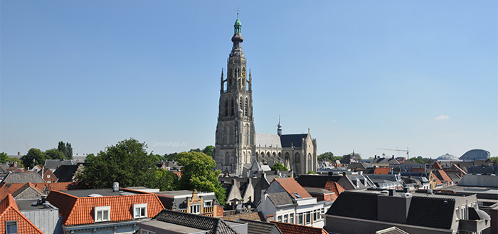 Breda laat je via WhatsApp weten of het druk is in de stad